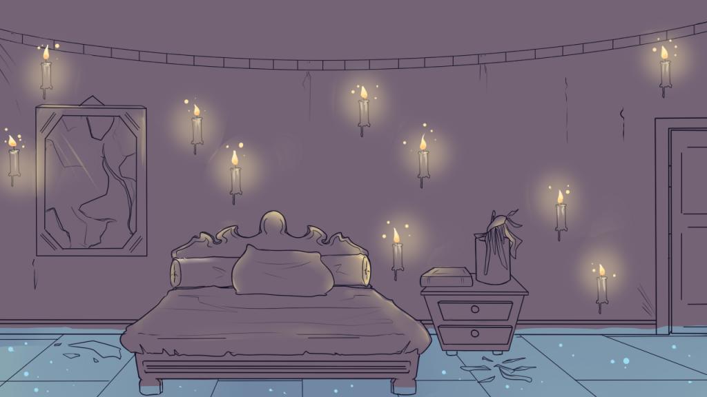 colo chambre cauchemar