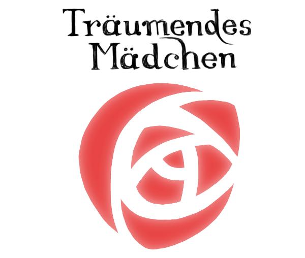 Traumendes Madchen logo
