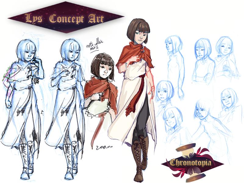 Lys Concept Art