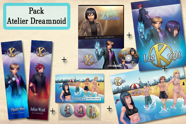 Pack Dreamnoid