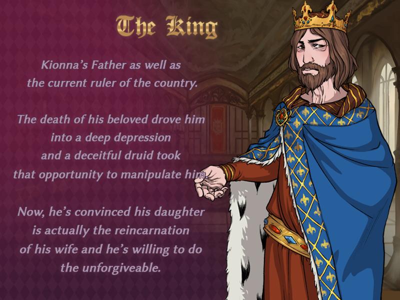 KS chara (King)